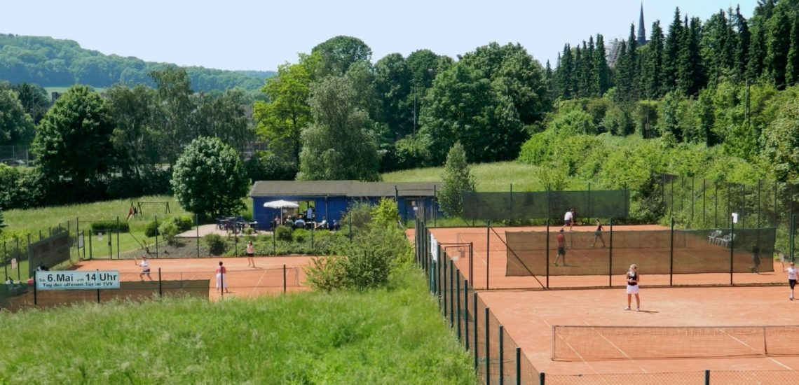 Tennisanlage Tennisclub Aachen-Vaalserquartier