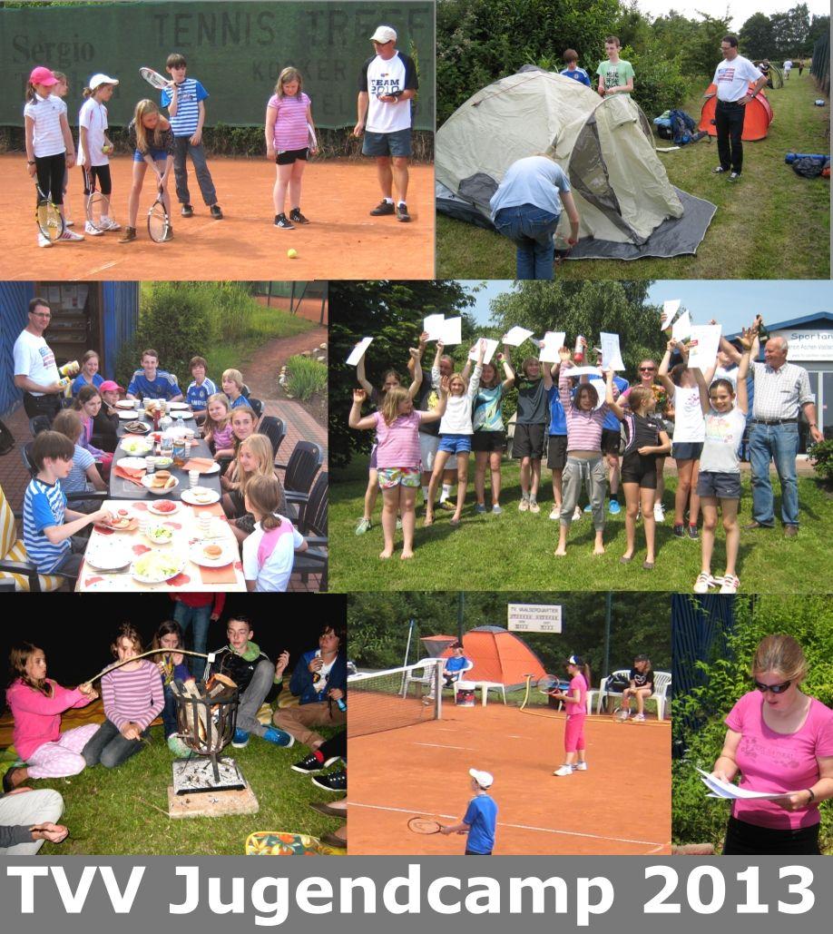 Jugendcamp 2013