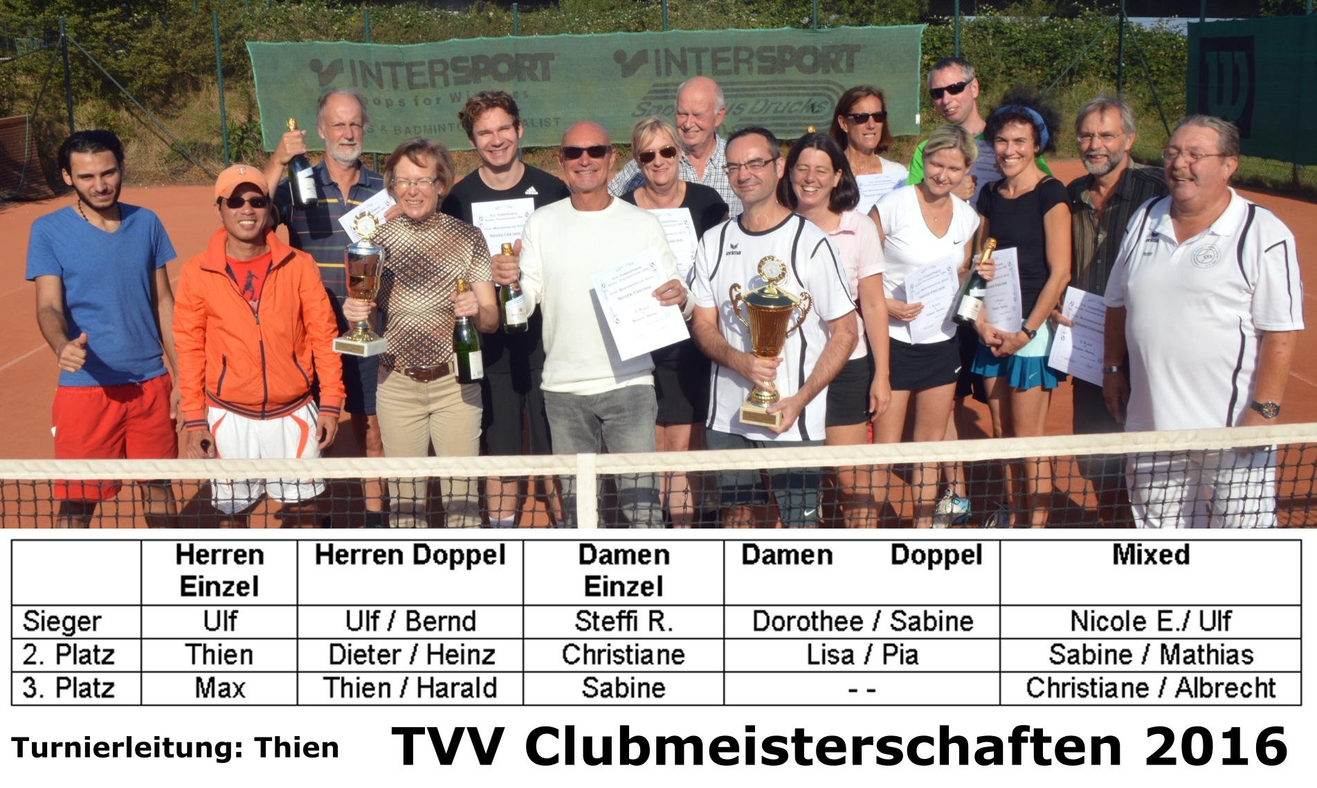 Clubmeister 2016