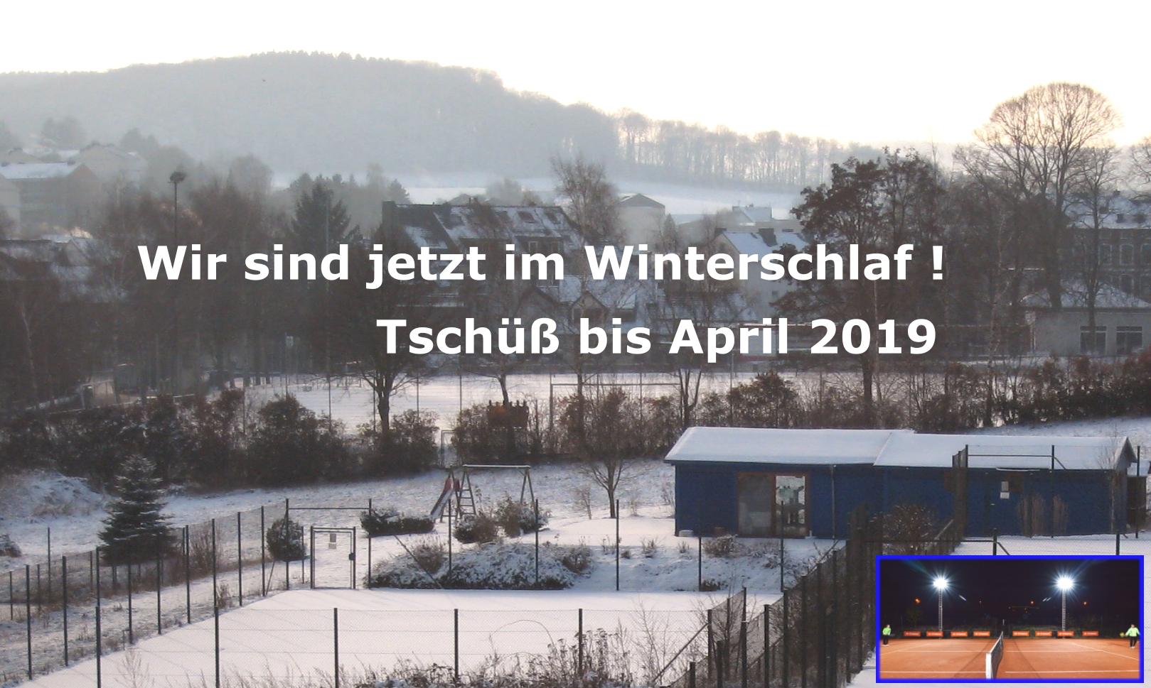 Winterschlaf TVV