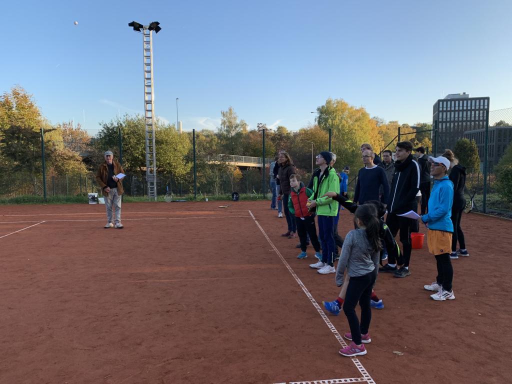 Tennis-Boule